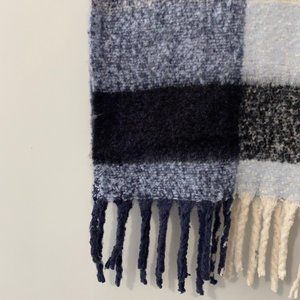 Accessories - Blue Large Scarf NWT